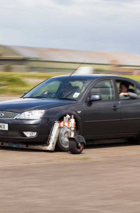 Advanced and Evasive Driving Training Course