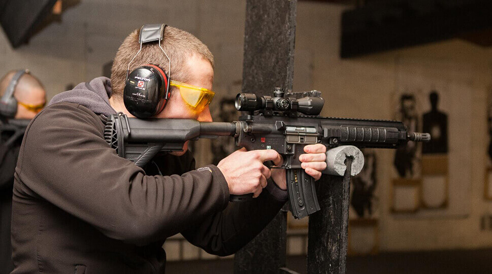 Firearms Arms Training   Uk Certified Close Protection