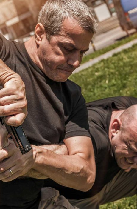 Advanced Unarmed Combat Training