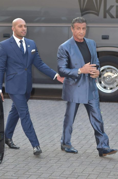 guv stallone walking