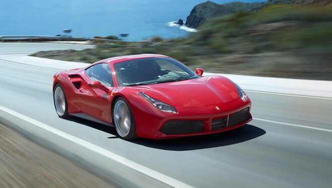Ferrari Supercar Hire Services